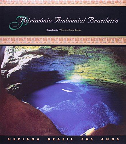 Patrimônio Ambiental Brasileiro - Coleção Uspiana, livro de RIBEIRO, Wagner Costa (Org.)
