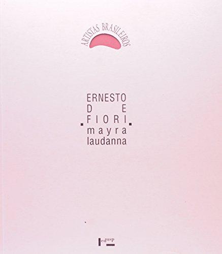 Ernesto de Fiori, livro de LAUDANNA, Mayra