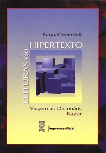 Leitura  do Hipertexto, livro de VARIOS