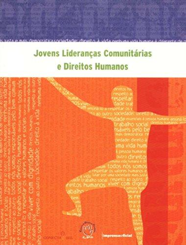 Jovens Lideranças Comunitárias - Imprensa Social, livro de VARIOS