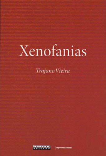 Xenofanias, livro de VIEIRA, Trajano (Org.)
