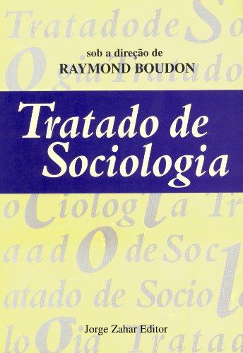 Tratado de Sociologia, livro de