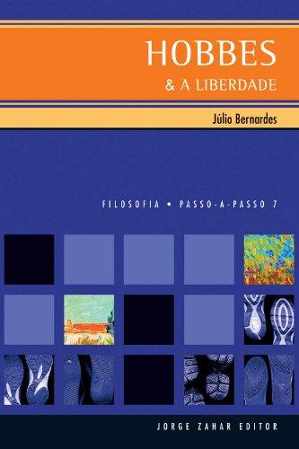 Hobbes & a Liberdade, livro de Júlio Bernardes