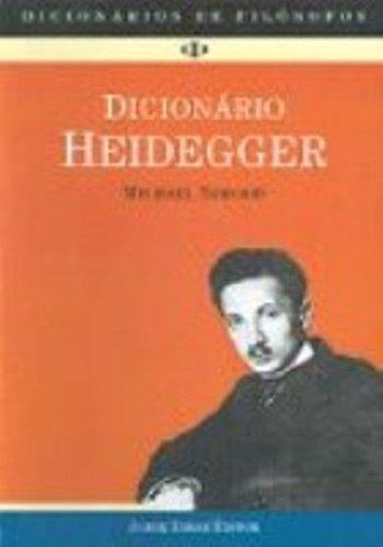 Dicionário Heidegger, livro de Michael Inwood