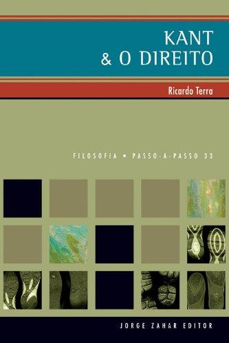 Kant & o Direito, livro de Ricardo Ribeiro Terra