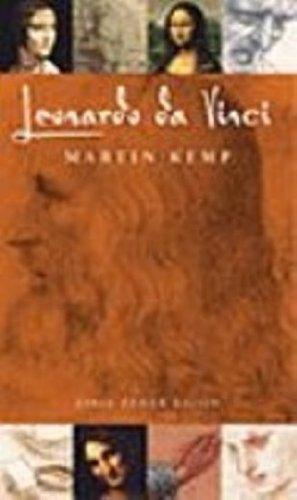 Leonardo da Vinci, livro de Martin Kemp