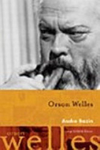 Orson Welles, livro de André Bazin