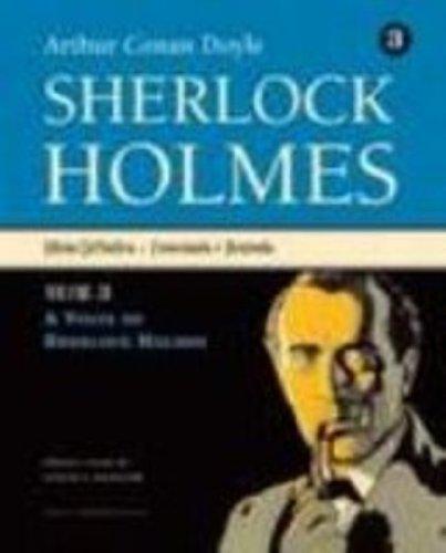 Sherlock Holmes vol 3: a volta de Sherlock Holmes (ed. especial gde), livro de Arthur Conan Doyle, Sir