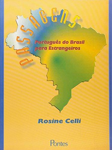 Passagens - Português do Brasil para Estrangeiros, livro de Rosine Celli
