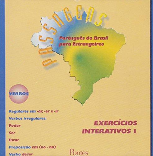 Passagens - Português do Brasil para Estrangeiros (CD), livro de Rosine Celli
