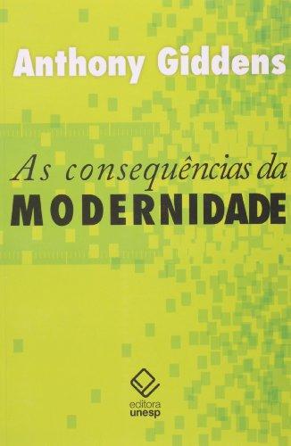 As consequências da modernidade, livro de Anthony Giddens