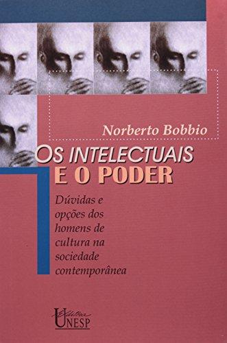 Os intelectuais e o poder, livro de Norberto Bobbio