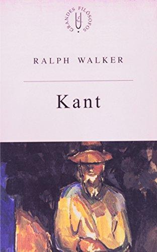 Kant - e a lei moral, livro de Ralph Walker