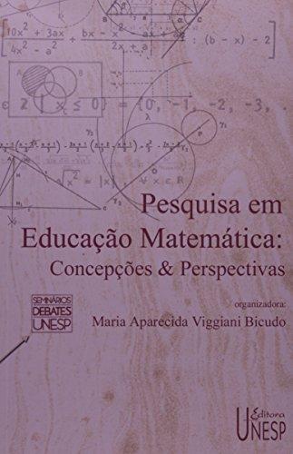 Pesquisa em educação matemática, livro de Maria Aparecida Viggiani Bicudo