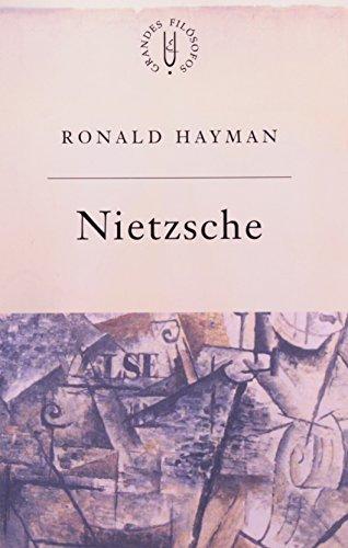 Nietzsche - e suas vozes, livro de Ronald Hayman