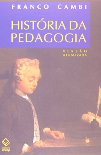 História da pedagogia, livro de Franco Cambi