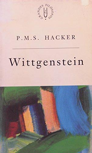 Wittgenstein - sobre a natureza humana, livro de P. M. S. Hacker