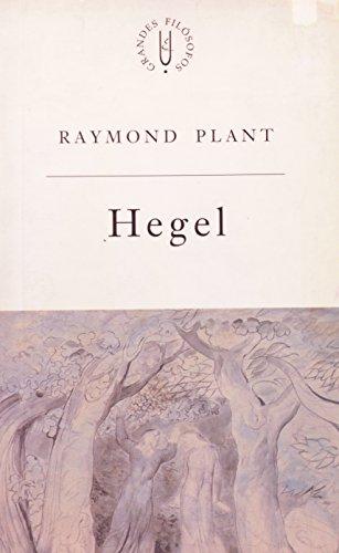 Hegel - sobre religião e filosofia, livro de Raymond Plant