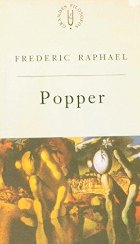 Popper - o historicismo e sua miséria, livro de Frederic Raphael