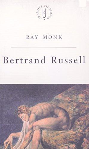 Bertrand Russell - matemática: sonhos e pesadelos, livro de Ray Monk