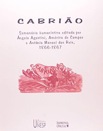 Cabrião, livro de Délio Freire dos Santos