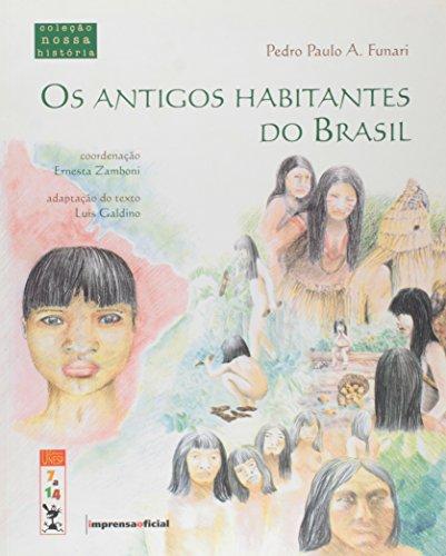 Antigos habitantes do Brasil, livro de Pedro Paulo Funari