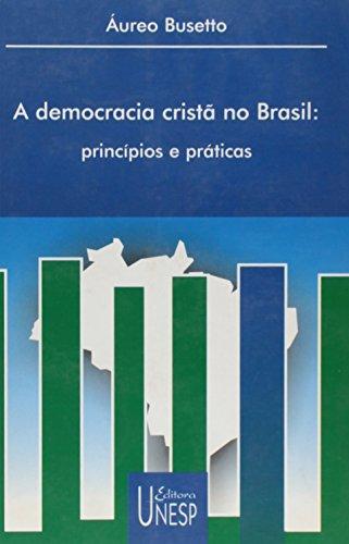 Democracia cristã no Brasil, livro de Áureo Busetto