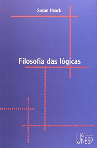 Filosofia das lógicas, livro de Susan Haack