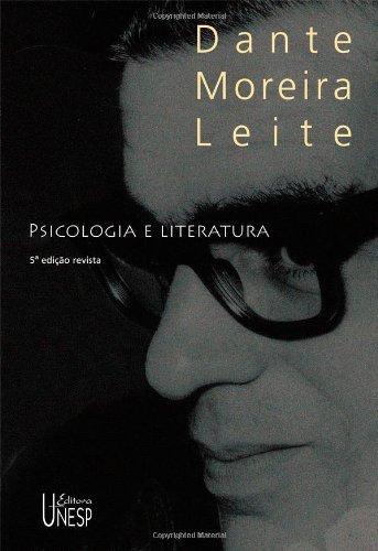 Psicologia e literatura, livro de Dante Moreira Leite