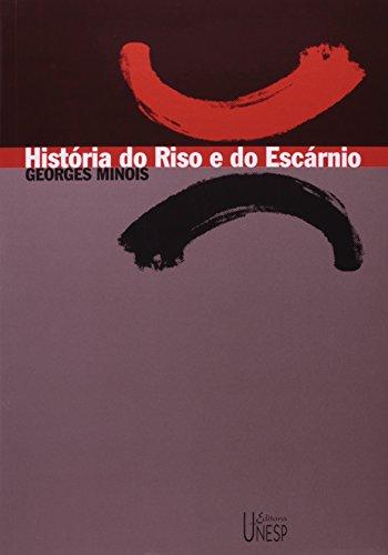 História do riso e do escárnio, livro de Georges Minois