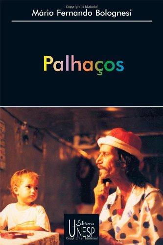 Palhaços, livro de Mário Fernando Bolognesi