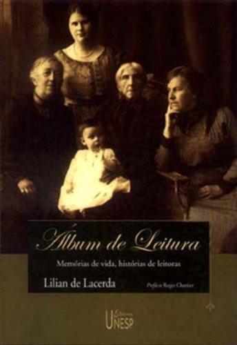 Álbum de leitura, livro de Lílian de Lacerda