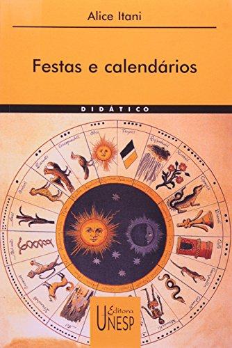Festas e Calendários, livro de Alice Itami
