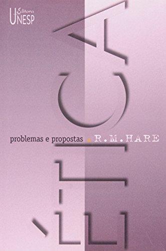 tica - problemas e propostas, livro de R. M. Hare