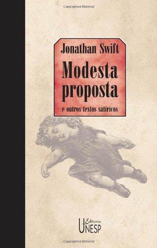 Modesta proposta, livro de Jonathan Swift