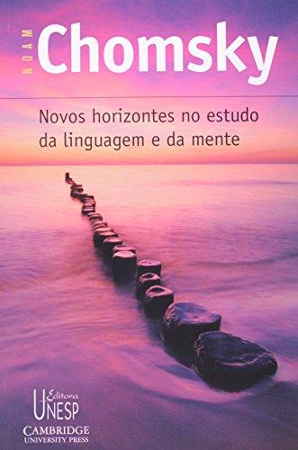 Novos horizontes no estudo da linguagem e da mente, livro de Noam Chomsky