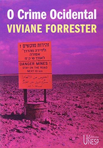 O crime ocidental, livro de Viviane Forrester