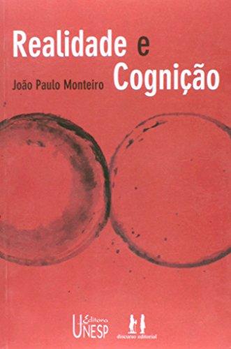 Realidade e cognição, livro de João Paulo Monteiro