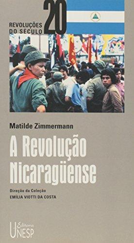 A Revolução Nicaraguense, livro de Matilde Zimmerman