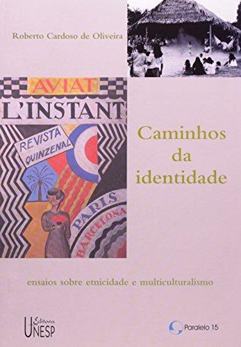Caminhos de identidade - ensaio sobre a etnicidade e multiculturalismo, livro de Roberto Cardoso de Oliveira