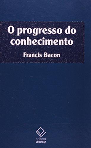 O progresso do conhecimento, livro de Francis Bacon