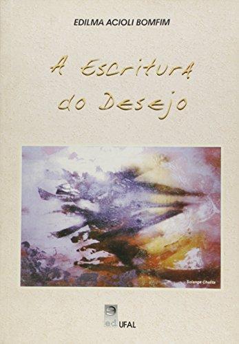 A Escritura do Desejo, livro de Edilma Acioli Bomfim