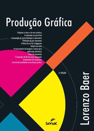 Produção Gráfica, livro de Lorenzo Baer
