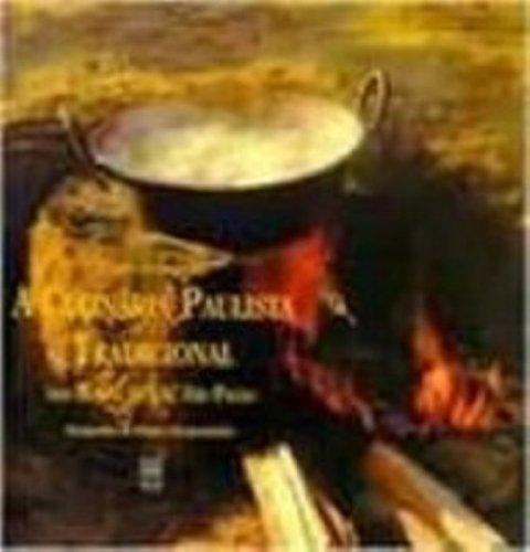 Culinaria Paulista Tradicional, livro de Vários Autores