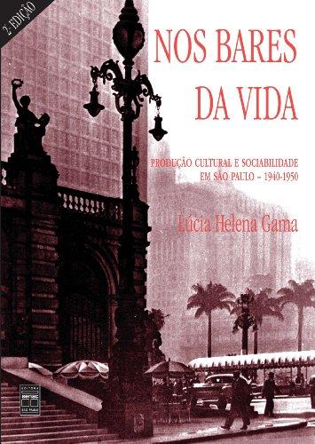 Nos Bares Da Vida, livro de Lúcia Gama