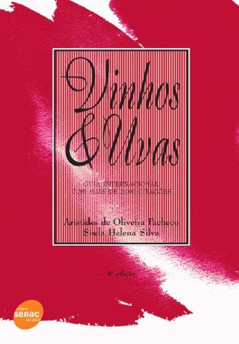 Vinhos & Uvas, livro de Silva Silva