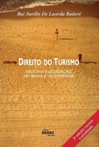 Direito Do Turismo, livro de Rui Badaró