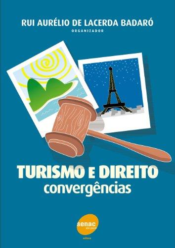 Turismo E Direito, livro de Rui Badaró