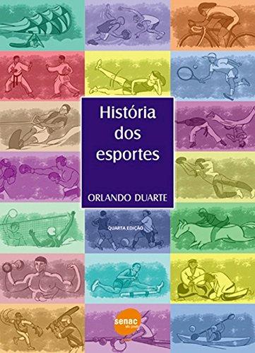 História Dos Esportes, livro de Orlando Duarte