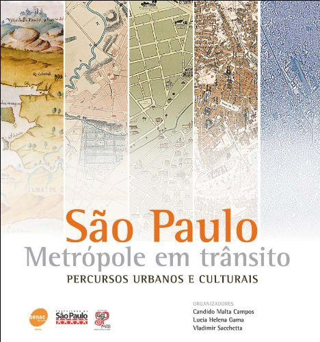 São Paulo, Metrópole Em Trânsito, livro de Vladimir Sacchetta